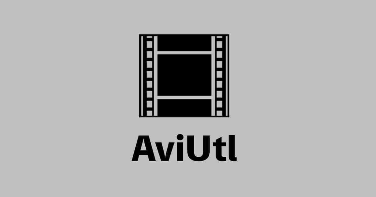 AviUtl アイキャッチ